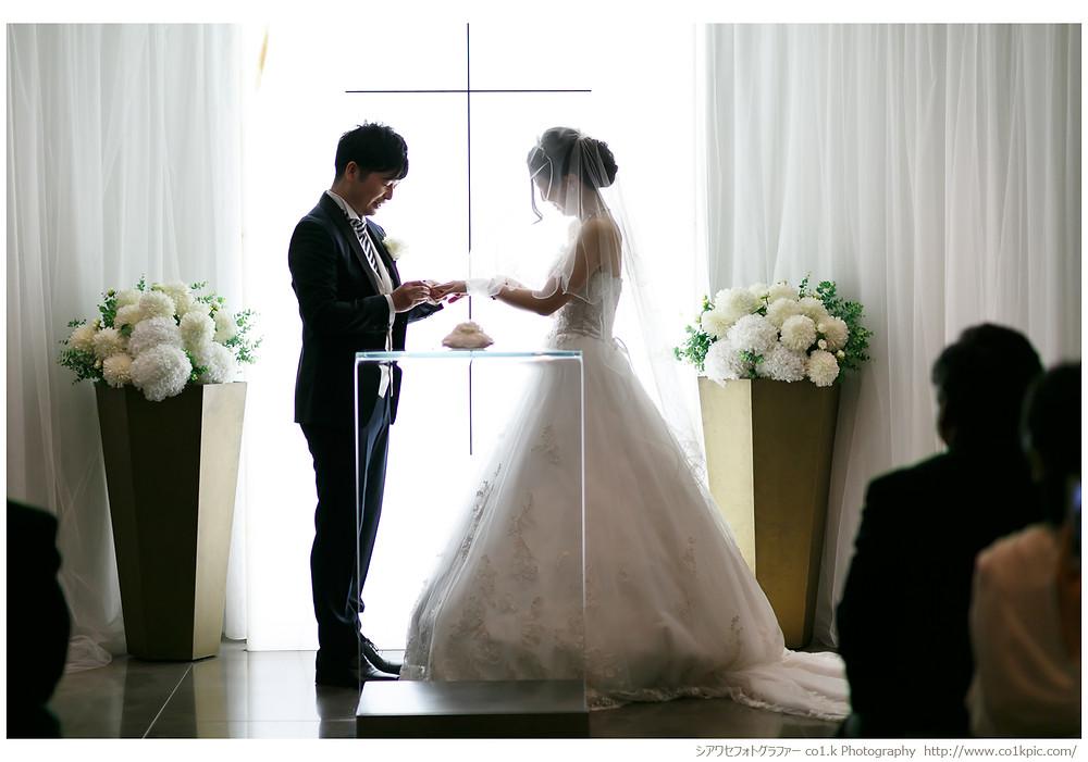 大阪南堀江フリジェリオ|関西結婚式カメラマン景山幸一