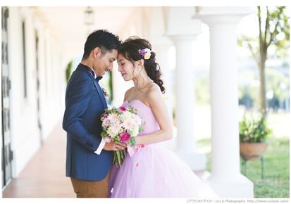 アルカンシエルベリテ大阪|結婚式カメラマン大阪