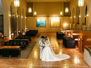 関西学院会館|結婚式撮影