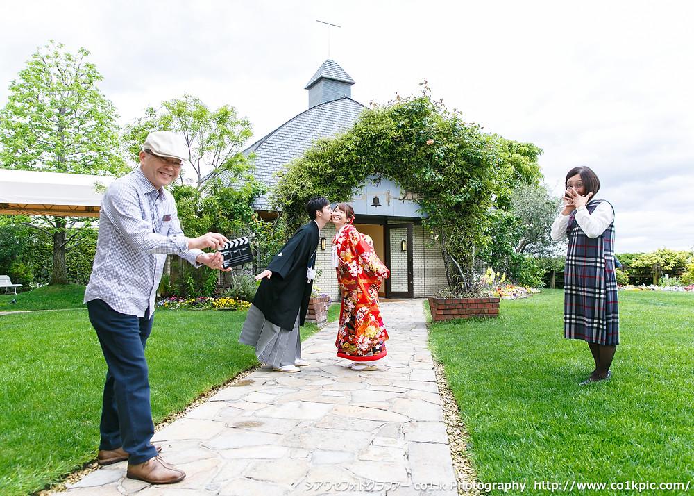 結婚式ウェディングブライダルカメラマンco1.k photography
