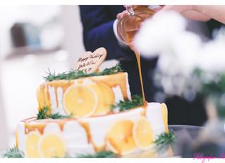 結婚式カメラマン持ち込みによる写真撮影!