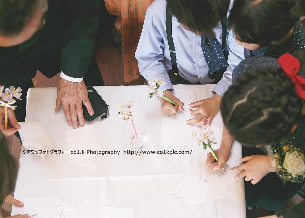芦屋マレロッソ披露宴撮影|シアワセフォトグラファー景山幸一