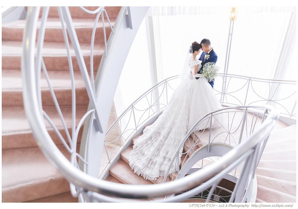 結婚式カメラマン持ち込み|シアワセフォトグラファー景山幸一