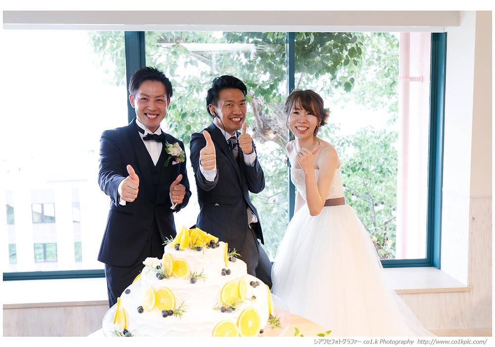 ホテル北野クラブ結婚式撮影|photographer co1.k