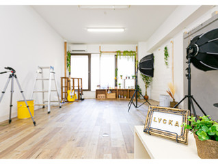 フォトスタジオLYCKA(リュッカ)オープン!