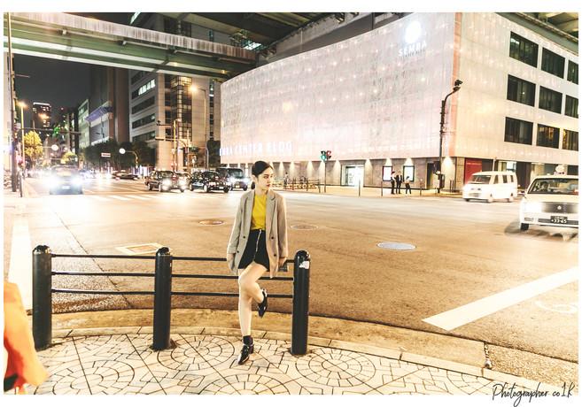 宣材・プロフィール写真撮影 大阪フォトグラファー景山幸一