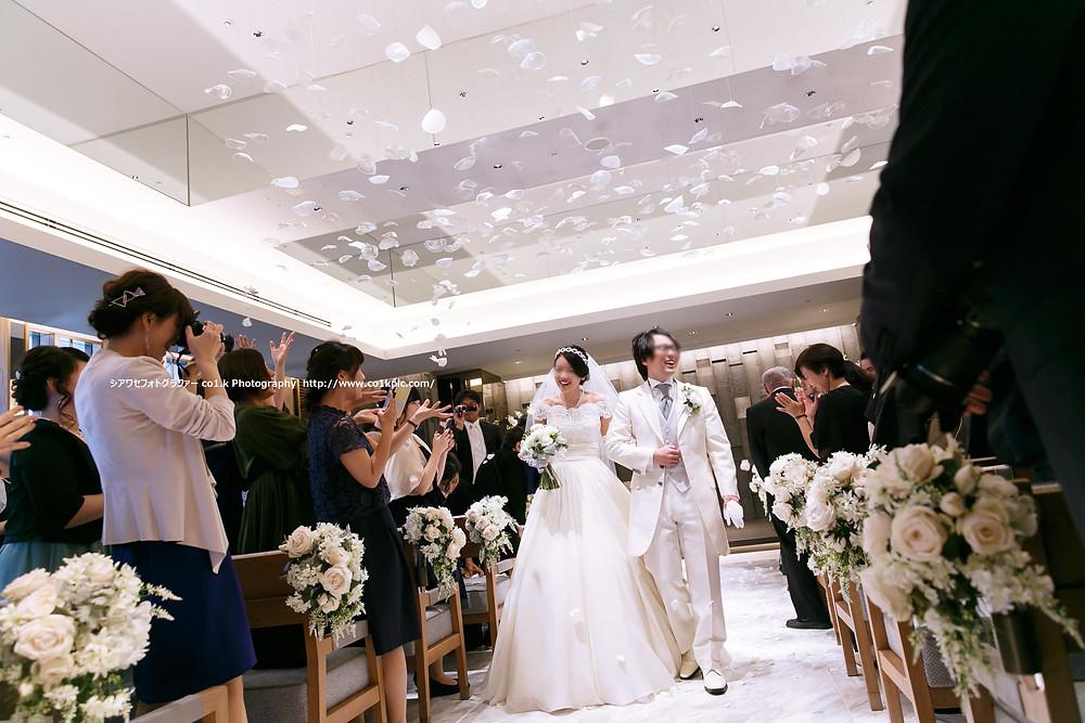 スイス南海大阪|結婚式持込カメラマン景山幸一