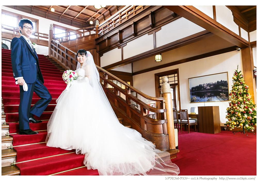 奈良ホテル写真撮影|シアワセフォトグラファー景山幸一
