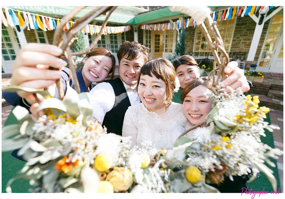 神戸ル・ヴァンヴェール結婚式撮影|シアワセフォトグラファー持込カメラマン景山幸一