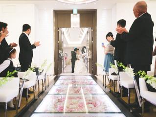 ラグナヴェール大阪|結婚式カメラマン持ち込み撮影