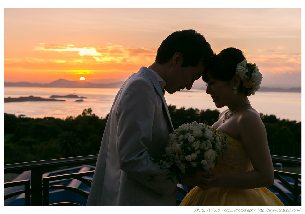 小豆島出張撮影:結婚式カメラマン景山幸一