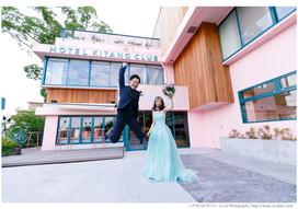 ホテル北野クラブ:結婚式出張撮影