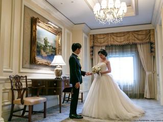 リッツカールトン大阪|結婚式写真撮影