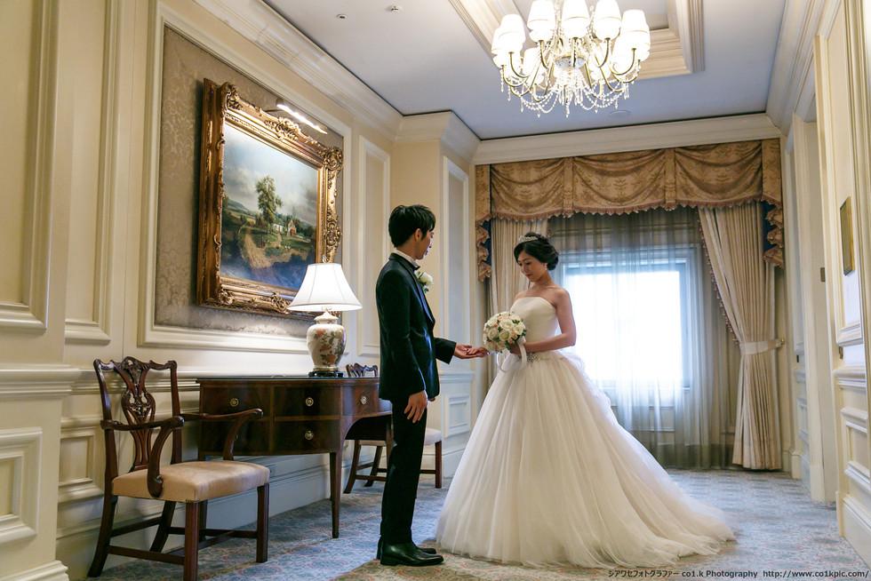 リッツカールトン大阪|結婚式出張撮影シアワセフォトグラファー景山幸一