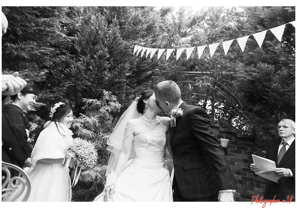 結婚式カメラマン持ち込み撮影|シアワセフォトグラファー景山幸一