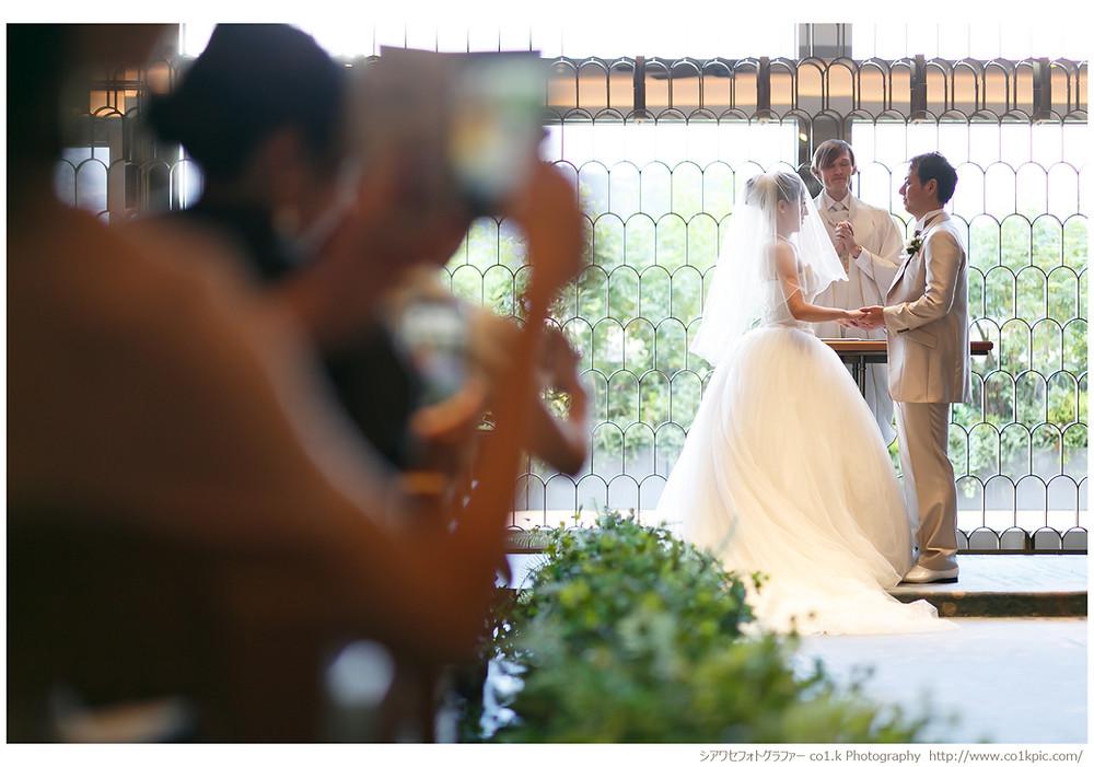 挙式披露宴結婚式カメラマン持込|ブライダルカメラマン景山幸一