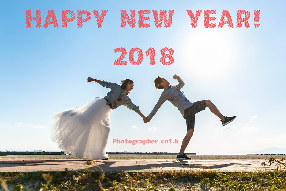 HAPPYNEWYEAR2018|Photographer co1.k