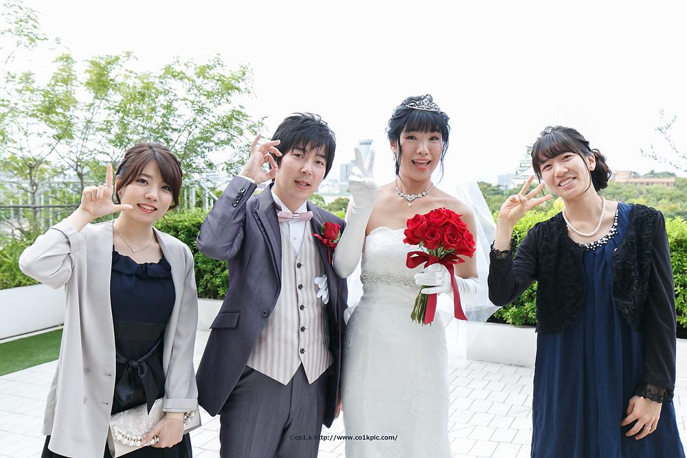 結婚式スナップ写真撮影|大阪より全国出張撮影フォトグラファー KOICHI KAGEYAMA
