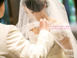 スイスホテル南海大阪|結婚式撮影