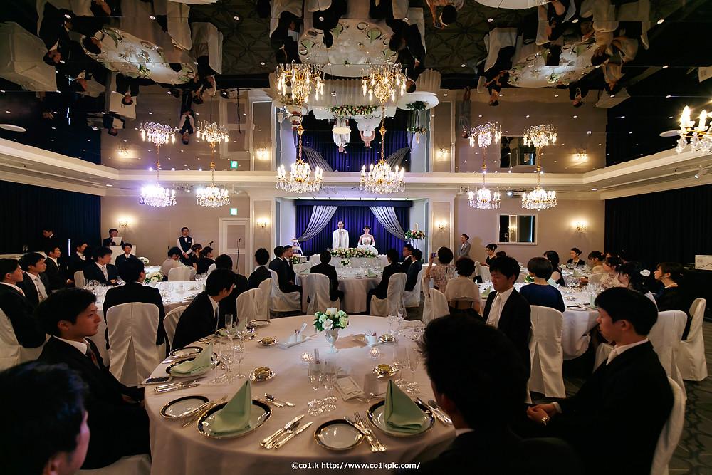 リーガロイヤルホテル大阪|結婚式カメラマン持込co1.k