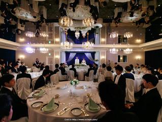 リーガロイヤルホテル大阪【結婚式写真レポート】