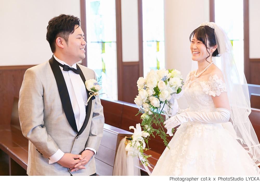 結婚式カメラマン景山幸一による写真です