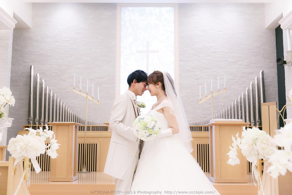 仙台メルパルクでの結婚式写真 日本全国結婚式出張撮影カメラマンco1.k