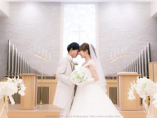 仙台メルパルク様にて結婚式写真撮影!