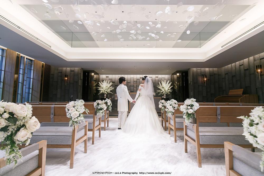 スイスホテル南海大阪|結婚式出張撮影カメラマンco1.k