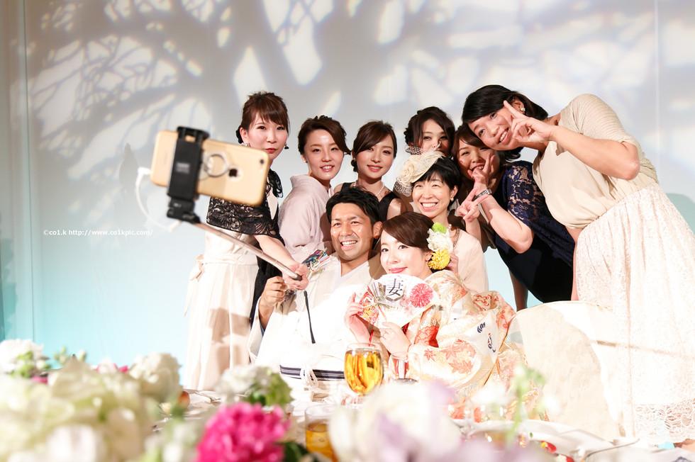 結婚式持込カメラマンco1.k