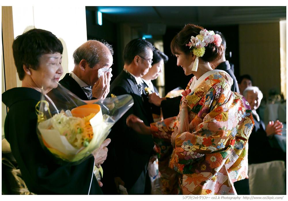 花束贈呈|シアワセフォトグラファーKOICHI KAGEYAMA