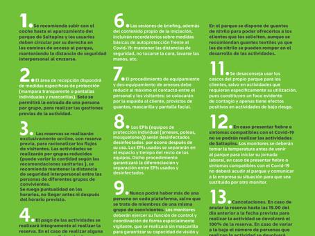 Protocolo Prevención Contagio Covid-19 Saltapins