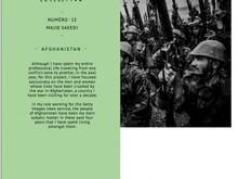 Afghanistan / Majid Saeedi [Zine n°11]