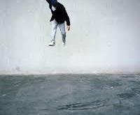 Denis Darzacq / La chute (tirage de tête)