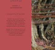 Dialectics of Nature / Uwe Bedenbecker [Zine n°27]