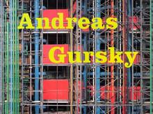 Catalogue de l'Exposition Centre Pompidou en 2002 / Andreas Gursky