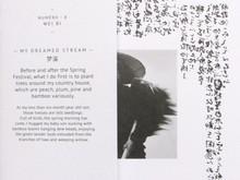 My dreamed stream / Wei Bi [Zine n°8]