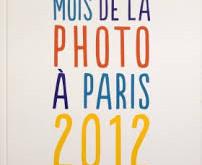 Mois de la Photo Paris 2012