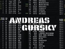 Catalogue de l'exposition au Kunstmuseum Basel 2007 / Andreas Gursky