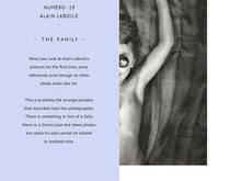 "The Family / Alain Laboile / [Zine n°""19""]"