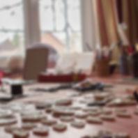 l'atelier de Nathalie Siat, céramiste