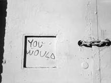 You would / Robert Frank