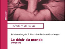 Désir du monde, entretiens / Antoine d'Agata & Christine Delory-Momberger