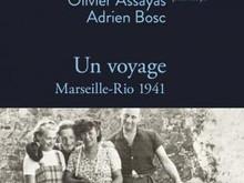 Un voyage / Germaine Krull, Jacques Rémy, Olivier Assayas, Adrien Bosc