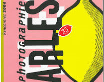 Catalogue des Rencontre d'Arles 2004