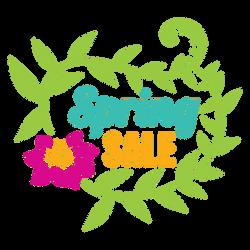 73b7b767ce5a484ee191bf6ed4b6a987-floral-spring-sale-label-by-vexels