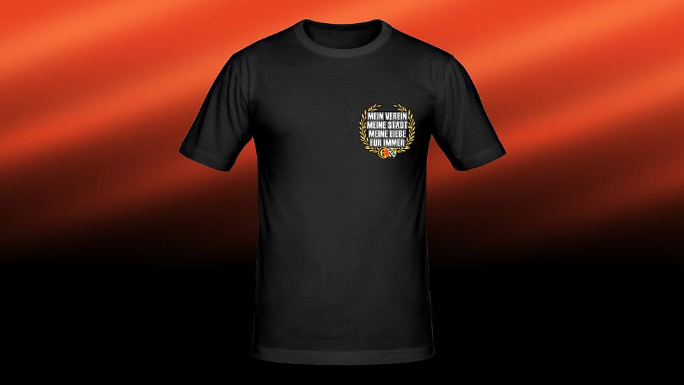"""T-Shirt """"MEIN VEREIN - MEINE STADT"""""""