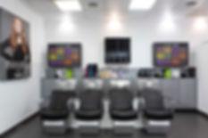 Foto interior del centro de belleza de Fran Amaro Estilitas, donde se observa la gran calidad de sus productos