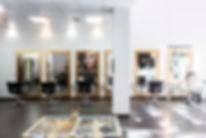 Foto interior del local de Fran Amaro Estilitas, un centro de belleza de máxima calidad