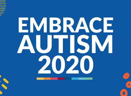 Embrace Autism 2020